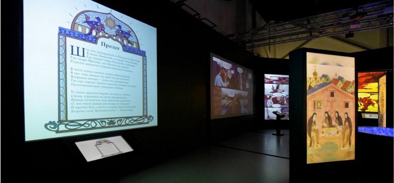 Анимационная выставка, посвященная князю Александру Невскому, откроется в Нижнем Новгороде