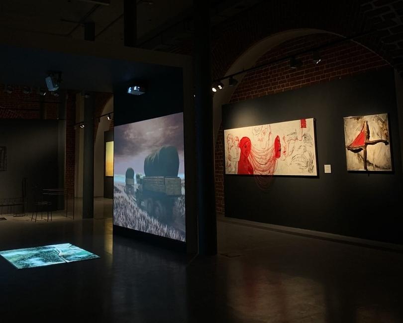 Выставка «Незабываемое» работает в Нижегородском арсенале