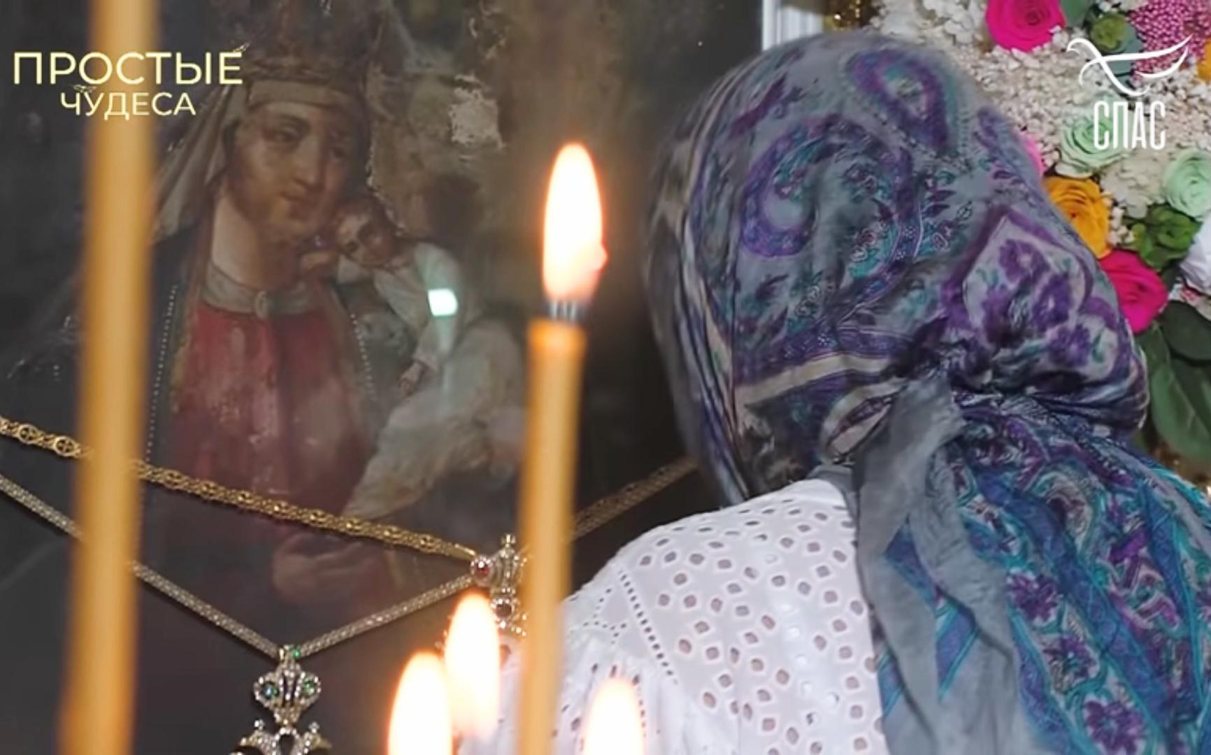 Сюжет об арзамасской иконе «Избавление от бед страждущих» вышел на телеканале «Спас»