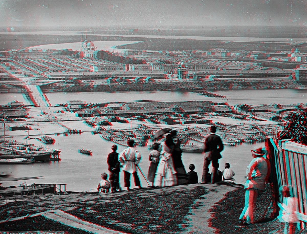 Фотовыставка «Нижний в 3D – взгляд через эпоху» открылась в Нижегородском техническом музее