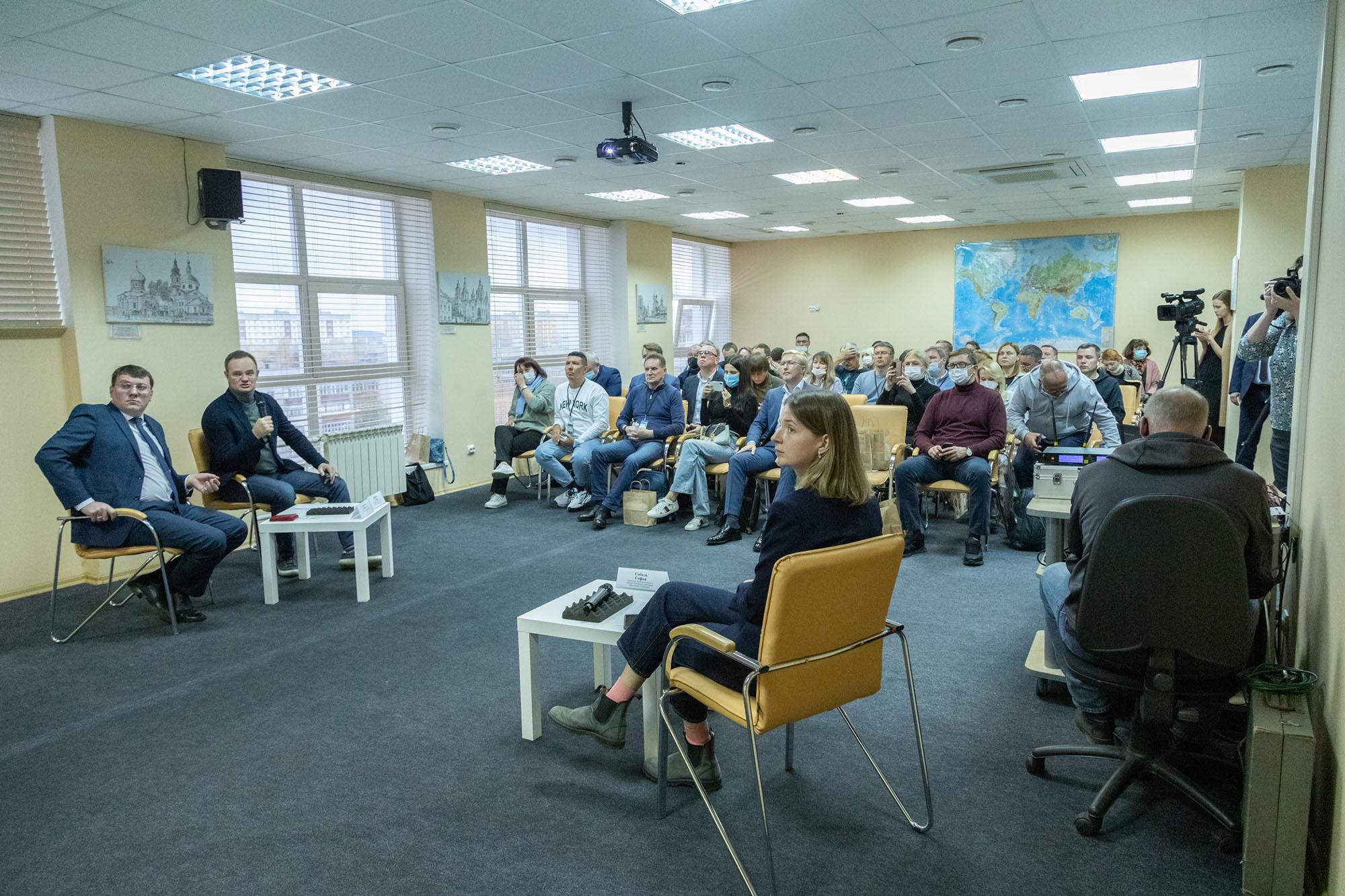 Программу развития кластера «Арзамас – Дивеево – Саров» презентовали для руководителей российских городов