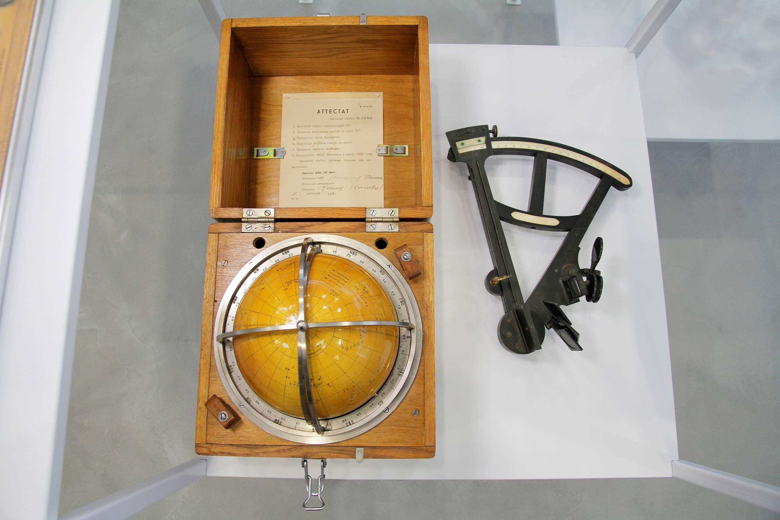 Выставка исторических атрибутов морского и речного флота открылась в Нижнем Новгороде