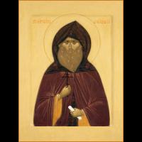 Преподобный Евфроси́н Синозерский, Новгородский