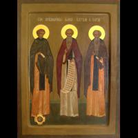 Преподобный Патри́кий Савваит
