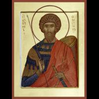 Мученик Севастиа́н Римский, военачальник