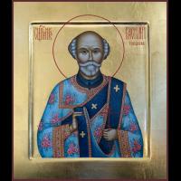 Священномученик Васи́лий Соколов, диакон