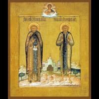 Преподобный Иоа́нн Палестинский, спостник прп. Симео́на юродивого
