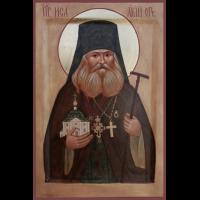 Преподобный Исаа́кий I (Антимонов), Оптинский