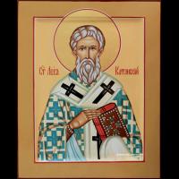 Преподобный Лев Катанский, епископ
