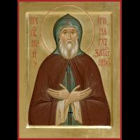 Преподобный Ирина́рх Ростовский, затворник