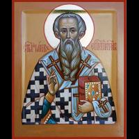 Преподобный Иа́ков Катанский (Сицилийский), епископ