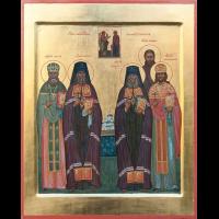 Священномученик Се́ргий Рохлецов, пресвитер