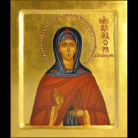 Мученица Феодо́ра Александрийская, дева