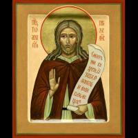 Преподобный Иоа́нн Прозорливый, Египетский