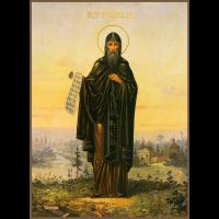 Преподобный Ти́хон Луховской, Костромской