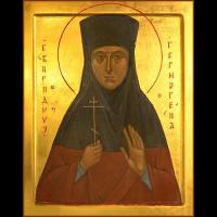 Преподобномученица Гермоге́на (Кадомцева), монахиня