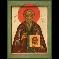 Преподобный Иларио́н Новый, Пеликитский, игумен