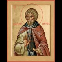 Преподобный Моисе́й Мурин, Эфиопский, иеромонах