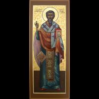Преподобный Никита Халкидонский, епископ
