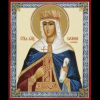 Великомученица Шуша́ника (Шуша́ник, Суса́нна) Ранская (Грузинская)