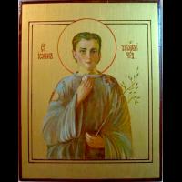 Блаженный Иоа́нн Устюжский, Христа ради юродивый