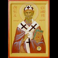 Святитель Си́мон Печерский, епископ Владимирский, Суздальский