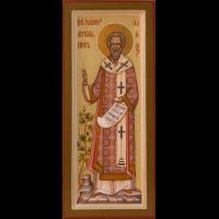 Преподобный Иоа́нн Безмолвник (Молчальник), Савваит, епископ
