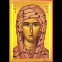 Преподобная Мела́ния Римляныня, Вифлеемская, Палестинская