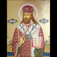 Святитель Афана́сий (Вольховский), епископ Полтавский, чудотворец