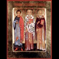 Священномученик Амму́н Ираклийский, диакон