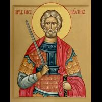 Праведный Иису́с Навин, праотец