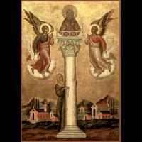 Преподобный Симео́н Столпник, Антиохийский, архимандрит