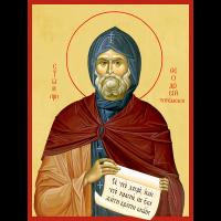 Преподобный Феодо́сий Тотемский (Суморин), игумен