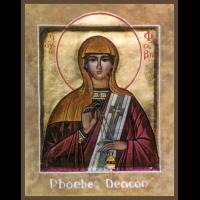 Святая Фи́ва Кенхрейская (Коринфская), диакониса