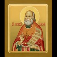 Праведный Алекси́й Гневушев, Бортсурманский, пресвитер
