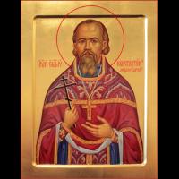 Священномученик Константин Любомудров, пресвитер