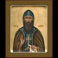 Преподобный Варлаа́м Ху́тынский