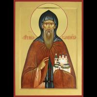 Преподобный Нил Столобе́нский