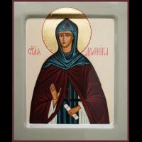 Преподобная Домни́ка Константинопольская, игумения