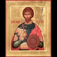 Великомученик Фео́дор Стратилат, Гераклийский