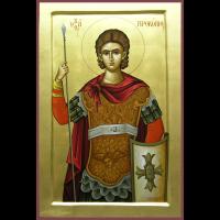 Великомученик Проко́пий (до мученичества Неа́ний) Кесарийский (Палестинский)