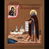 Преподобный Елеаза́р Анзерский (Севрюков)