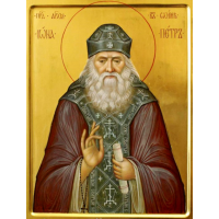 Преподобный Ио́на (в схиме Петр) Киевский (Мирошниченко)
