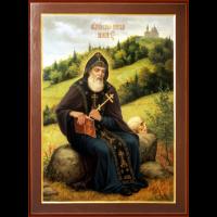 Преподобный И́ов (в схиме Иису́с) Анзерский