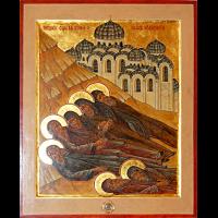 Преподобномученик Иса́ия Синайский