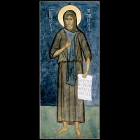 Преподобная Исидо́ра Тавенская, Христа ради юродивая