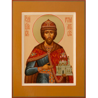 Благоверный князь Роман Олегович, Рязанский