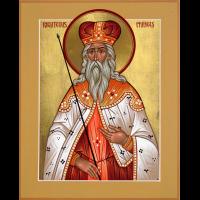 Праведный Финее́с, первосвященник Израильский