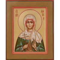 Мученица Веве́я (Феве́я, Виве́я) Едесская