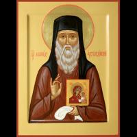 Преподобный Леонид Устьнедумский, иеромонах